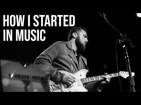 How I Started A Career In Music