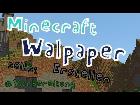 Full download minecraft wallpaper einfach erstellen for Wallpaper erstellen