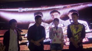TVB Star Awards Malaysia 2013 - Ruco Chan 陈展鹏, Him Law 罗仲谦, Eliza Sam 岑丽香