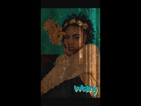 Weary (Solange cover) Bindy's Premission