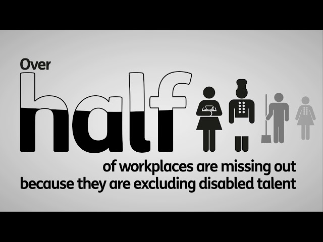 How your business can benefit from being disability confident
