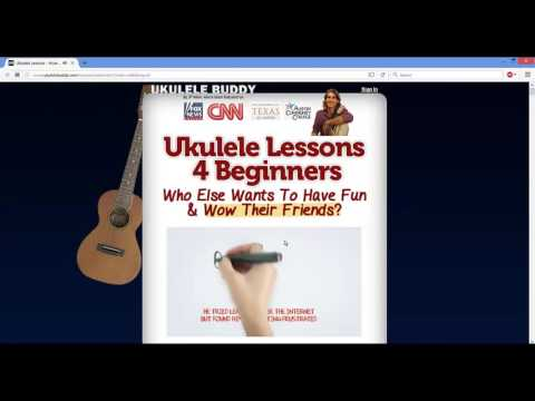 Ukulele Buddy | Watch Before You Buy | ukulelebuddy.com