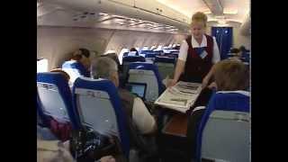 Стюардесса по имени Люся / Stewardess named Lucy