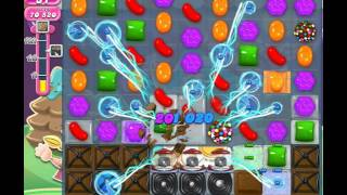 Candy Crush Saga, Level 1343, 3 Stars