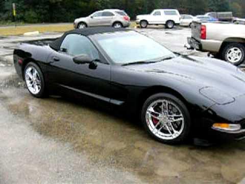 1999 Corvette Convertible Youtube