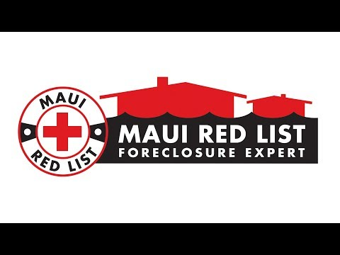 Foreclosure Auction Maui Hawaii 12/29/2017 139 Mehani place Kihei HI 96753