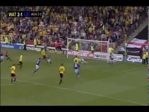 Watford x Leicester 2013 - ÍNCRIVEL final de partida