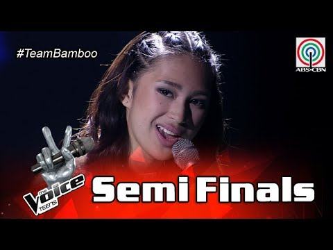 The Voice Teens Philippines Semifinals: Isabela Vinzon -  You And I
