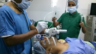 Extubation Managent After Laryngeal Surgery - Dr Paulose FRCS (ENT)