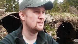 Friluftsgutta - I Kano ned Svartåa 2012