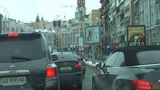 Уроки вождения центр Бессарабка