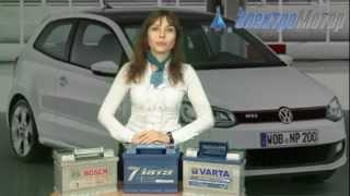 Аккумулятор на volkswagen polo(, 2012-11-08T11:19:02.000Z)