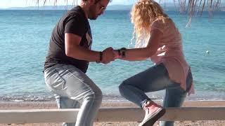 Pre wedding video clip in Spetses Island