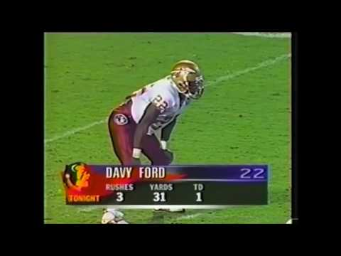 1997 Florida State vs Duke Highlights