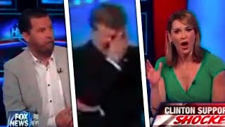 Fox Guest So Vile & Sexist Even Hannity Cringes