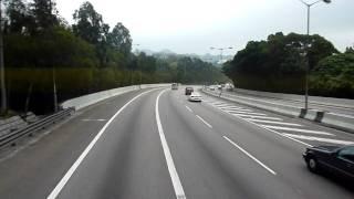 ASU PC4032@263 Running Tuen Mun Highway part 2