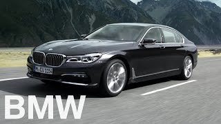 The all-new BMW 7 Series. Official launch film.