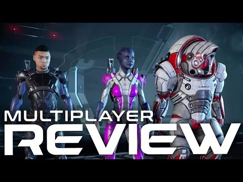 Mass Effect Andromeda: Multiplayer Review - Innovate Easy Mode