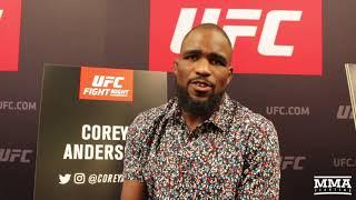Corey Anderson Thinks Daniel Cormier Could Wait For Jon Jones' Return - MMA Fighting