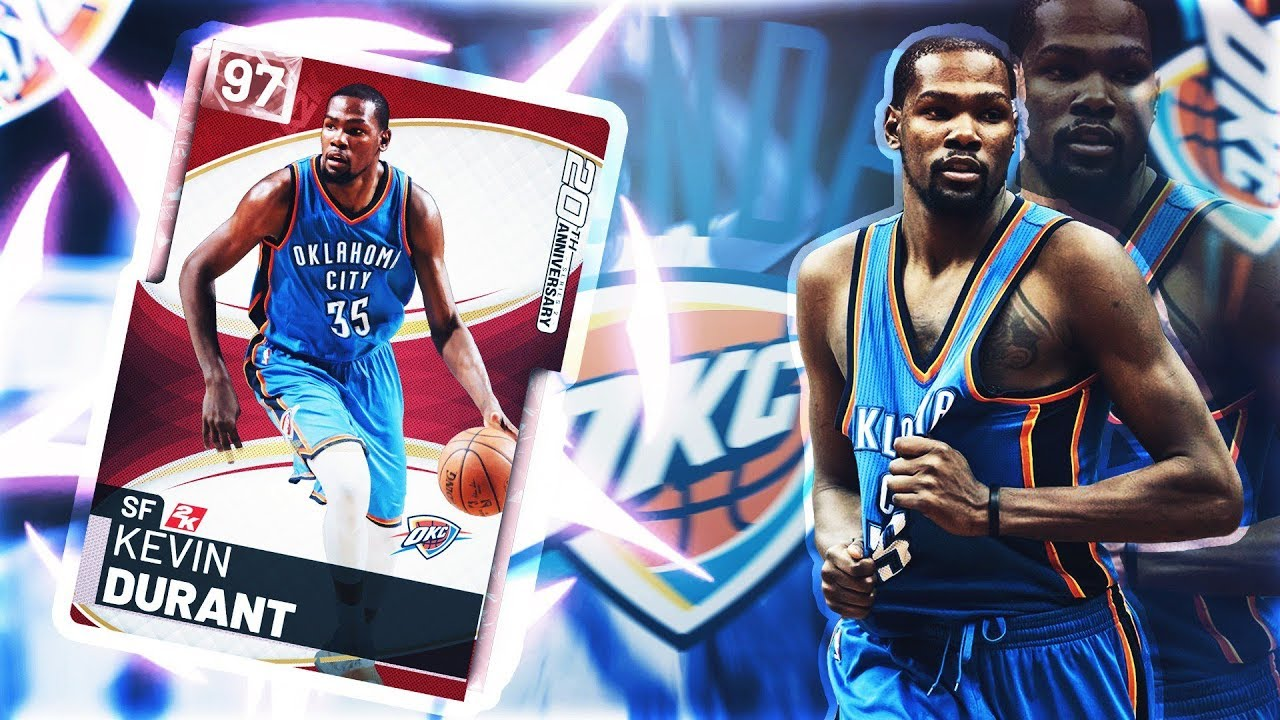 99f3beaf4569 NEW  Pink Diamond Kevin Durant 100 Point Challenge! This Card is SPECIAL!  NBA 2K19 MyTeam Gameplay