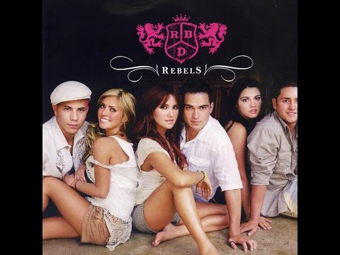 CD RBD - Rebels (COMPLETO)