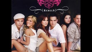 cd rbd rebels completo