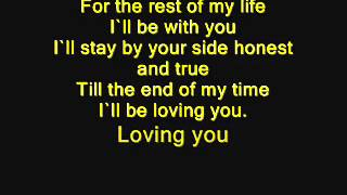 Maher Zain For the Rest of My Life lyrics