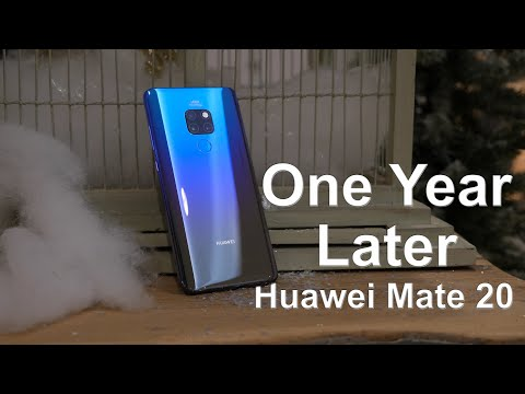 Huawei Mate 20 Over One Year Review