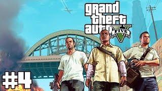 Grand Theft Auto V - Martin Madrazo Denen Bir Hıyar Varmış! - Bölüm 4