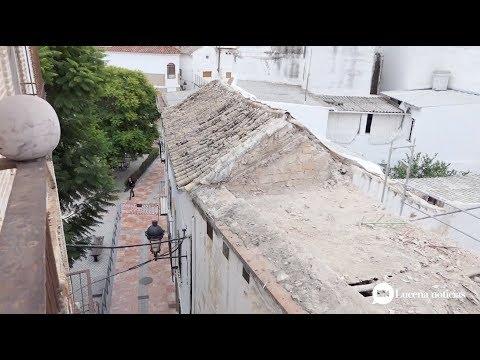 VÍDEO: Urbanismo considera que en Lucena hay medio centenar de edificios en mal estado o ruina