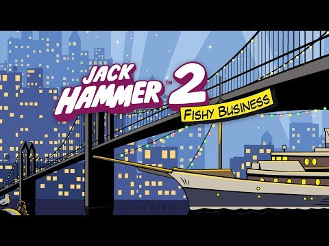 Jack Hammer 2 by NETENT & BIG WIN