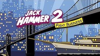 Jack Hammer 2 by NETENT & BIG WIN