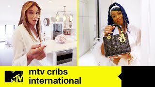 La casa pazzesca di Caitlyn Jenner e Stefflon Don | MTV Cribs International | Episodio 1 (completo)