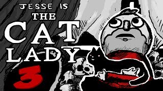 Coxtober: The Cat Lady [Part 3] - The Red Stuff