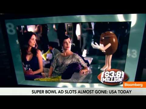 How Much Will This Year's Superbowl Ad Cost?