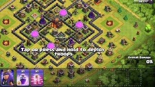 Pekka event clash of clans - JUST ONE SECOND!