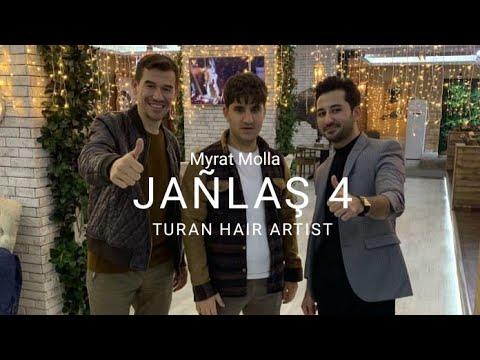 Myrat Molla JAÑLAŞ 4 - Turan Hair Artist
