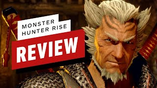Monster Hunter Rise Review (Video Game Video Review)