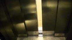 Nice Schindler Inground Hydraulic Elevator/Lift at Zara, Aleksanterinkatu 21, Helsinki, Finland