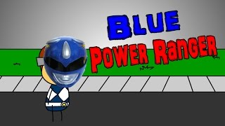 Brewstew - Blue Power Ranger