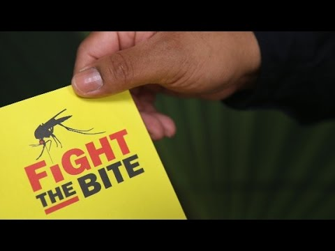 FDA: Screen all blood donations for Zika