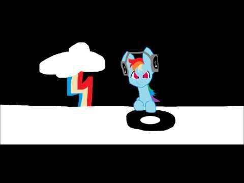 Rainbowdash Is The New DJ