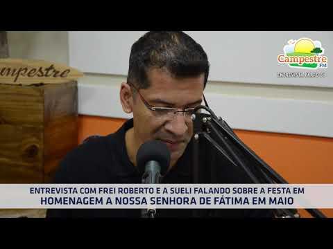 Entrevista com Frei Roberto - Parte 01