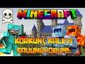 KORKUNÇ KALEYİ SAVUNUYORUM! - Minecraft ÖLÜMSÜZLERİN KALESİ!