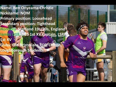Ben Christie Loughborough highlights