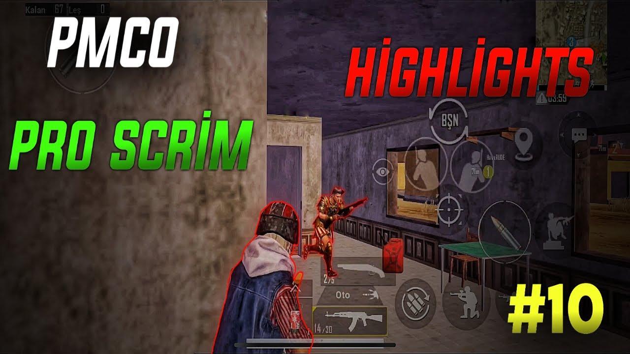 BeastX Pmco Pro Scrim HIGHLIGHTS #10   PUBG MOBILE