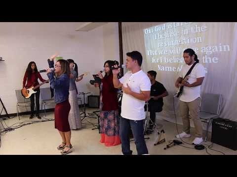 JCSWM Praise Team: Stronger Than A Thousand Sea/This I Believe