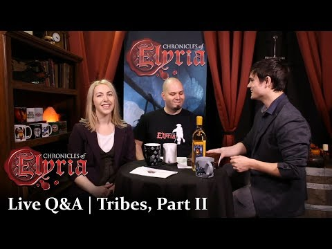 Chronicles of Elyria Live Q&A | Tribes, Part II