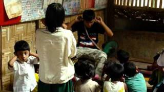 Farm House Primary School For Burmese Kids In Maesot - Current Buildings