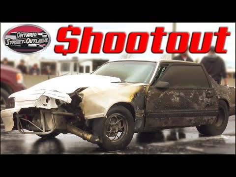 May Shootout Madness! – (Ontario Street Outlaws)